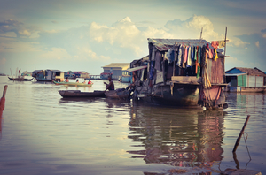 Life on Tonle Sap, Siem Reap