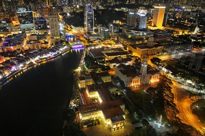 Singapore: The city that defines our time