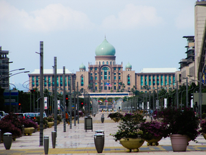 Putrajaya: World's First Intelligent Garden City