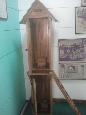 Toilet Museum-Swachh Bharat since beginning of time/Weird things in Delhi