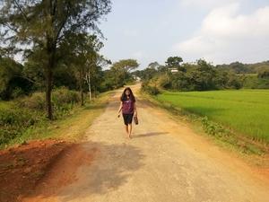 anjali bpillai Travel Blogger