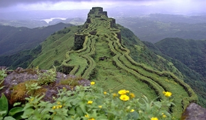 A Trek to 'Fort Rajgad' - the First Capital of 'Maratha Empire'