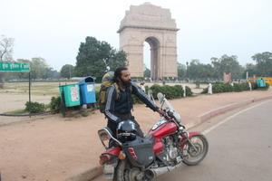 My 50 Days of Solo Bike Tour in India during Monsoon!