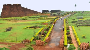 Bekal(kerala) - A place not to be missed