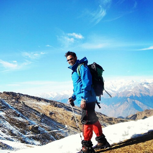 Anindya Das Travel Blogger