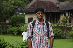 Sanjay Natarajan Travel Blogger