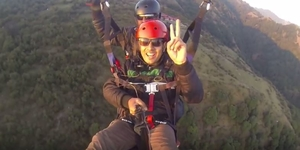 BIRBILLING- Paragliding paradise around Dhauladhar mountain range in Himachal Paradesh