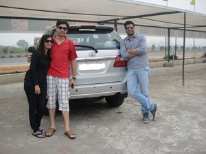 When 4 friends drove over 6,000 km in a roadtrip to Rajasthan and back