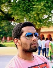 Ankit Mehrotra Travel Blogger