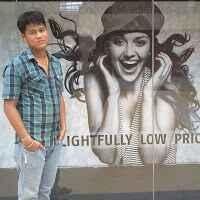 Rajiv Thapa Travel Blogger