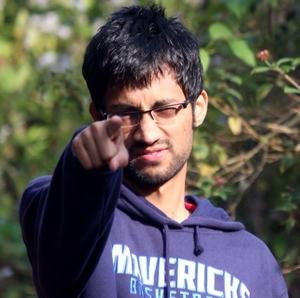 Vysakh Madhavan Travel Blogger