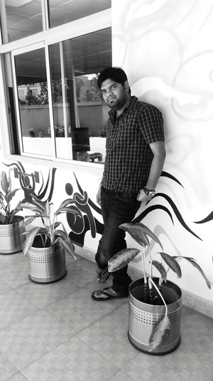 Yogesh Deshmukh Travel Blogger