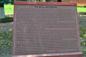 Education &Spiritualism: Nalanda and Rajgir
