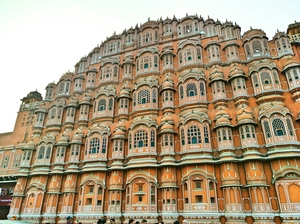 Is Jaipur City really Pink?!