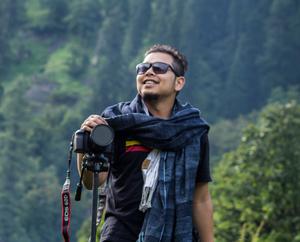 Kaustabh Thakuria Travel Blogger