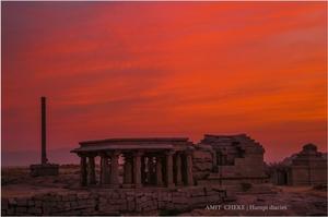 The Grandiose World Heritage - Hampi