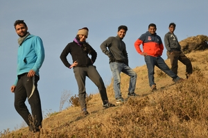 Amazing Kalsubai Adventure Trek