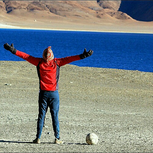 Akshay Dubey Travel Blogger