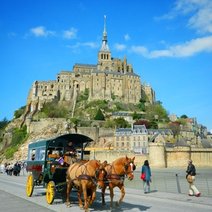 A Thank You to a stranger who inspired us to travel to France