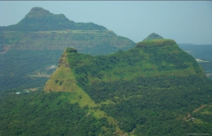 The Jewel of Maharashtra: Sahyadris