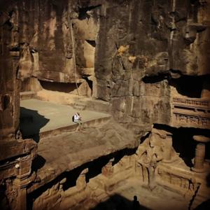 The unique Architecture of Kailasa Temple Ellora
