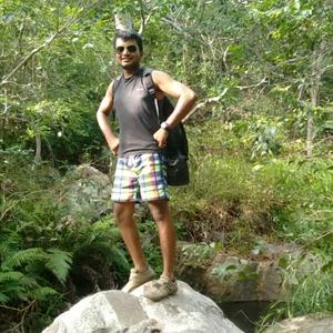 Karthikeyan Darumar Travel Blogger
