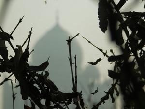 Taj Mahal: Where love is Eternal.