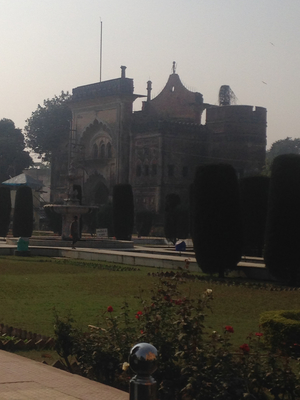 Undiscovered Rampur, Uttar Pradesh.. Raza Library and other monuments.Beautiful discovery of history