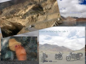 Ride to the Paradise on Earth - Ladakh