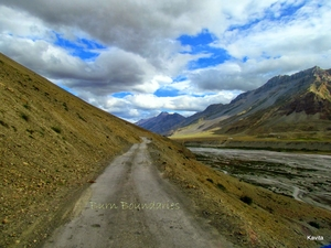 Kinnaur Lahaul Spiti - Ride through the Hidden Tre