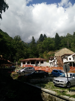 Road trip to Rila Monastery!