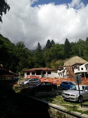Road trip to Rila Monastery!