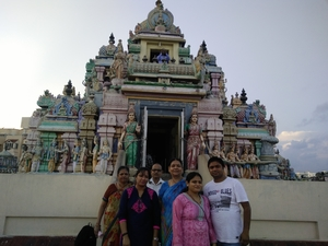 2200km Road Trip in South India