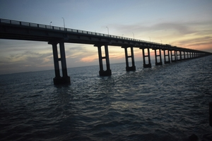 Pamban Bridge - A thriller of its kind