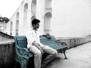 Kuntal Sharma Travel Blogger