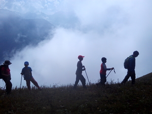 Hiking Kids - Great Himalayan National Park ( Rangthar - Marhani)