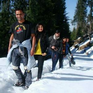 Panki Sood Travel Blogger