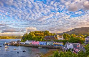 Getting around Scotland and Ireland