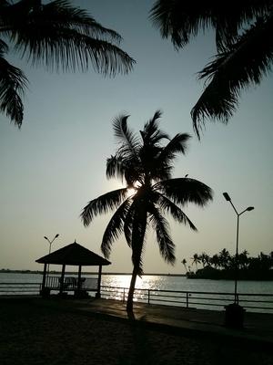Poovar Island - An offbeat location in Kerala