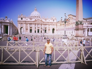 Sumeet Satam Travel Blogger