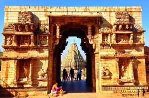Chittorgarh : Biggest Fort Of India