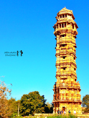 Chittorgarh : Biggest Fort Of India