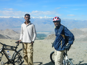 Tour de Moonland- LEH and Stok Kangri Expedition (