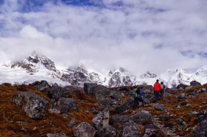 Goecha La -10days inside Kanchenjunga NP (INDIA)