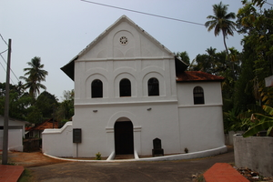 The forgotten Synagogue in Kerala