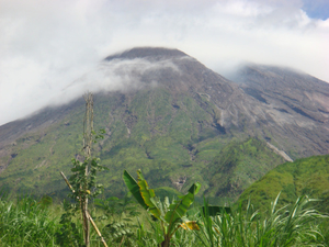 Volcano Trekking in Indonesia - Part I