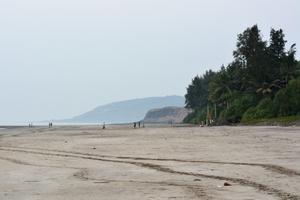 Weekend getaway to Anjarle Beach