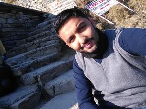 Santosh Tripathi Travel Blogger