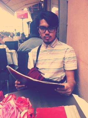 Sufyan Sam'an Travel Blogger
