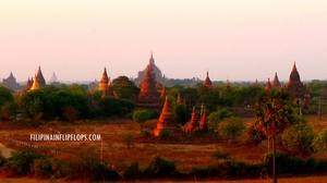 Sun soaked landscapes: Myanmar Holidays